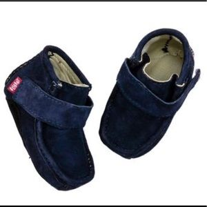 🆕 Navy Baby Moccs